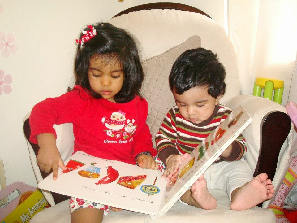 babiesreading